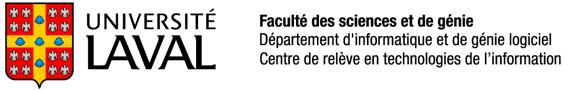 CRTI – Université Laval Logo